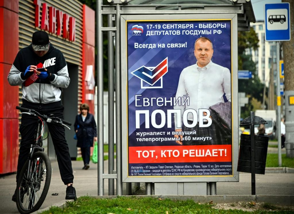 Authorities are doing what they can to drum up interest in Russia's upcoming parliamentary elections