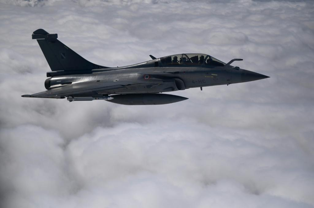France has struggled to sell its Rajale fighters to its European neighbours