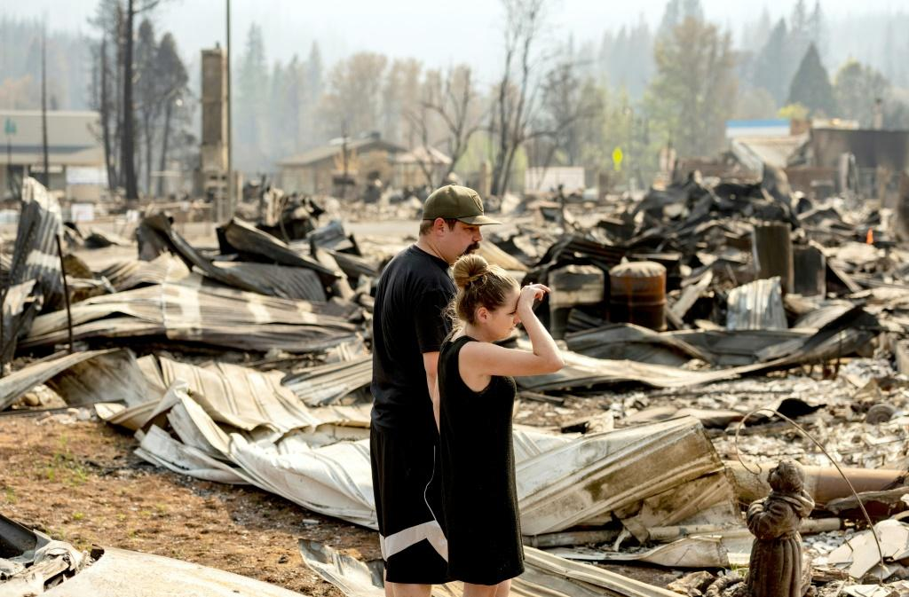 Hundreds of properties have already been destroyed this year, with thousands more threatened in what is shaping up to be the worst wildfire year California has seen