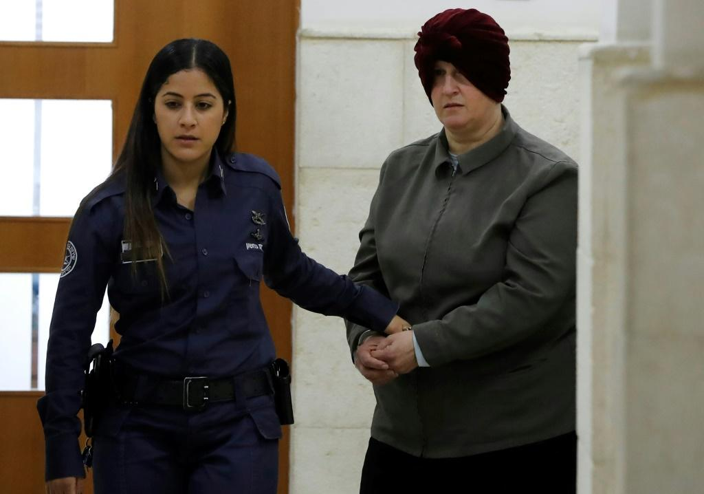 Malka Leifer (right) was extradited to Australia in January after six years of legal wrangling in Israel