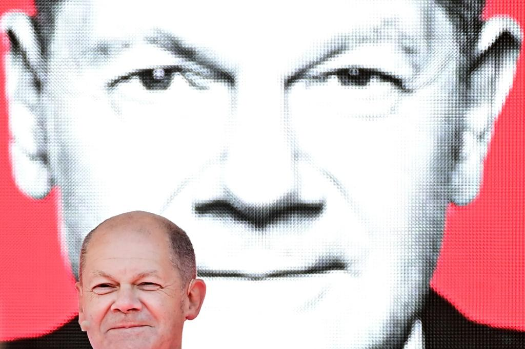 Olaf Scholz, although often described as wooden and uncharismatic, has run an error-free campaign