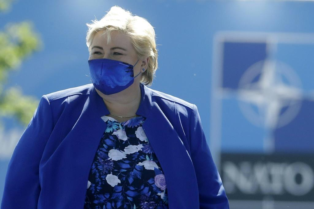 Prime Minister Erna Solberg's centre-right government has led the Nordic country for the last eight years