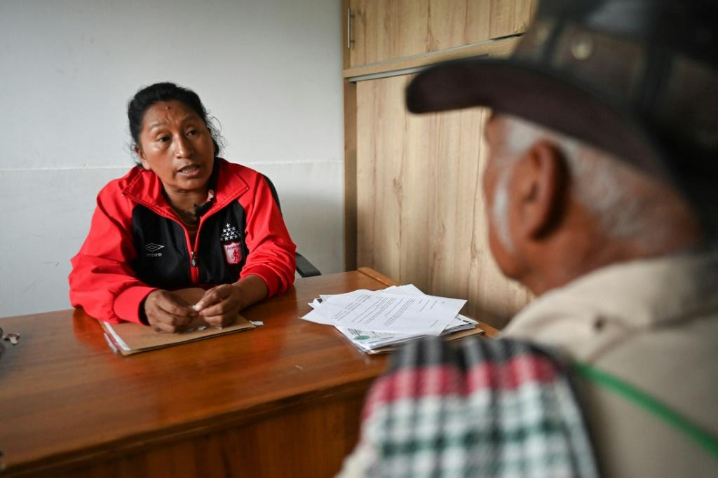 Since the 1970s, the indigenous peoples of the Cauca region of southwest Colombia, where Celia Umenza lives, have been fighting an expansion by sugarcane growers they say are driving them from the fertile lowlands they rely on for survival