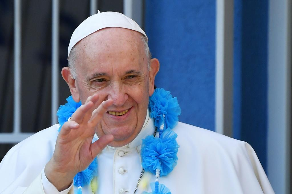 Pope Francis will meet with members of the 400,000-strong Roma minority in Slovakia