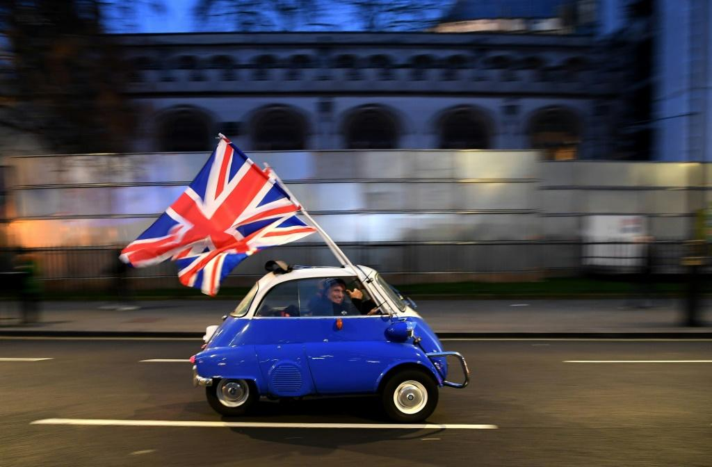 Britain left the EU's single market and customs union in January this year, nearly five years after a vote to take the country out of the bloc