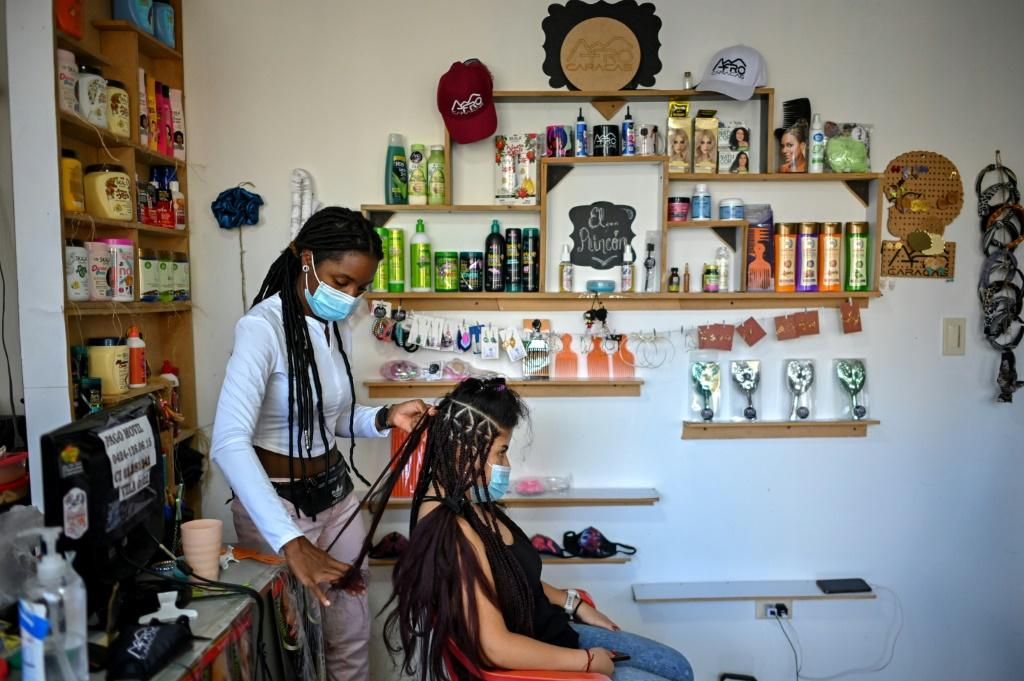 Hair and race identity are closely intertwined in Venezuela
