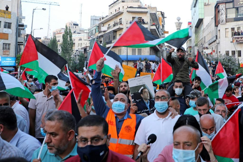 Many Palestinians felt betrayed by Arab nations' normalising ties with Israel