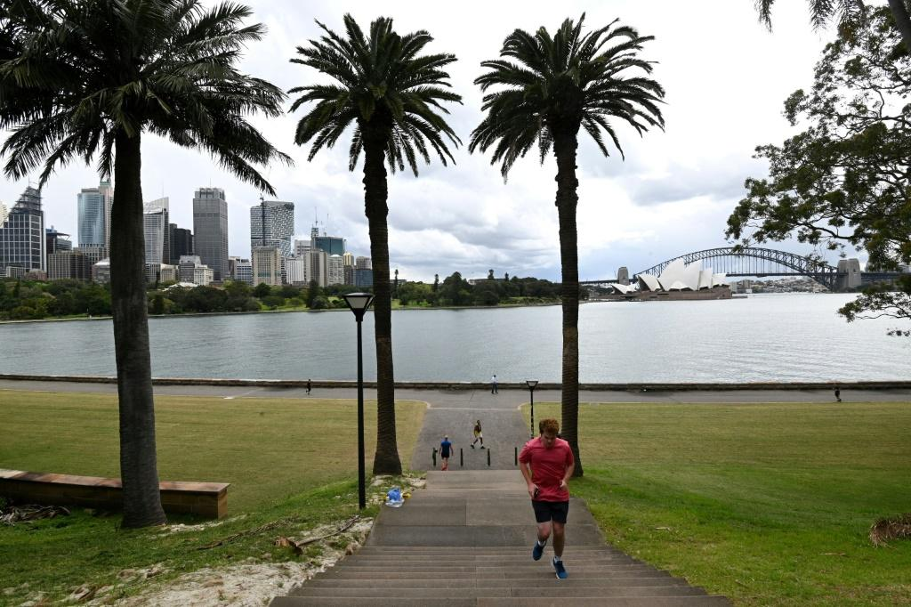 Most Sydney residents can only leave home to buy food, exercise outdoors or seek medical treatment