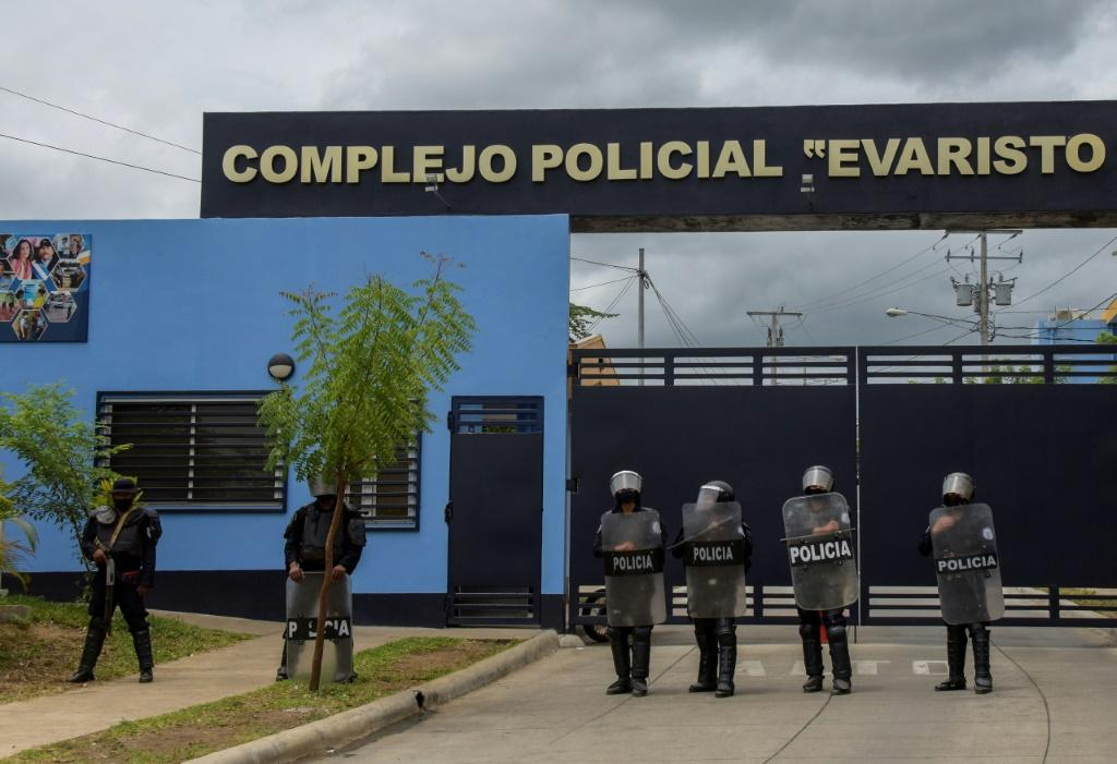 Several high-profile opponents of President Daniel Ortega are being held in Nicaragua's notorious El Chipote prison