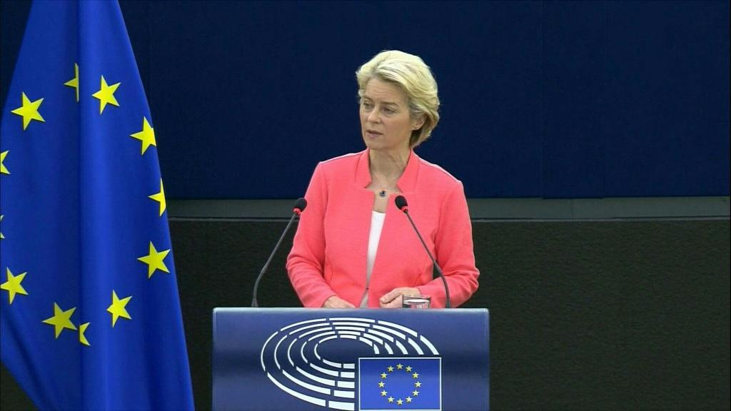EU chief pledges extra 100 mn euros in humanitarian aid for Afghanistan