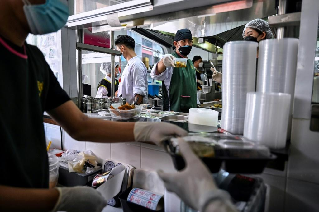 One recent study in Bangkok found plastic waste has nearly doubled during the pandemic, some of it because of food delivery service