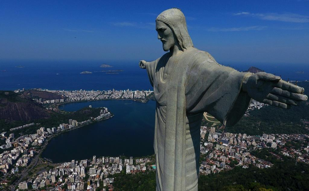 Rio requires proof of vaccination to visit certain tourist sites, including the Christ the Redeemer statue