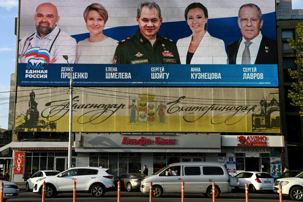 In an effort to rebrand ahead of polls, United Russia has put forward television personalities, sportsmen and an alleged spy as candidates