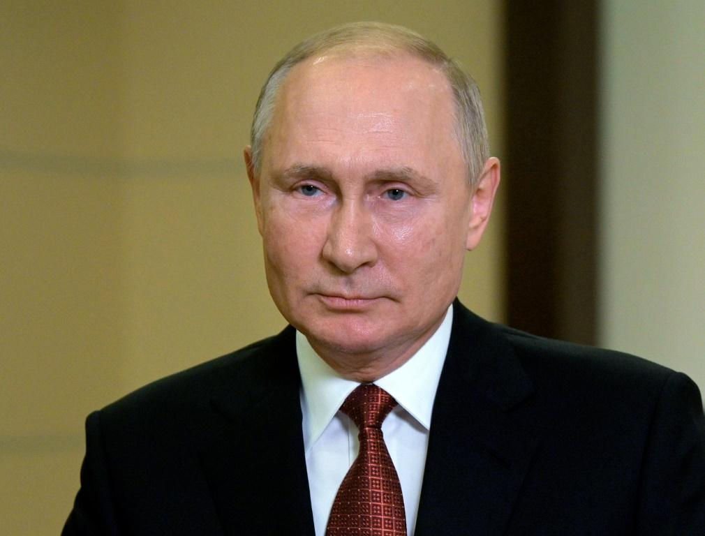 Modern technologies would guarantee the 'security and reliability' of the online ballot, Vladimir Putin said