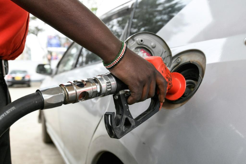 Petrol prices at the pump have gone up by about six percent in Nairobi