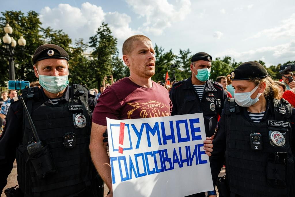 The Kremlin has pulled out the stops to clear the United Russia party's path to victory