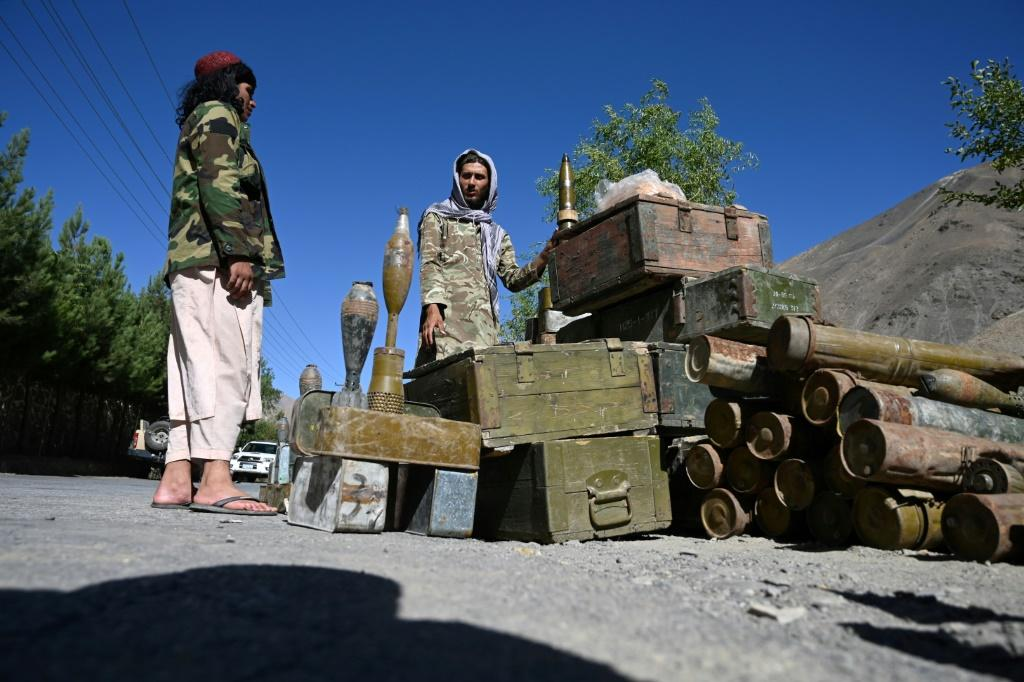 The only people busy are the heavily-armed Taliban gunmen who now lay claim to most of the mountain valley