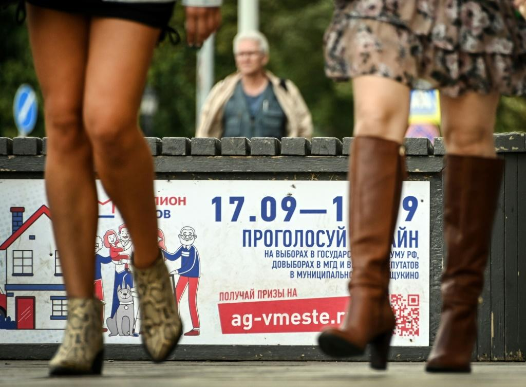 The run up to the State Duma ballot has been marred by a sweep of dissenting voices and pressure on independent media