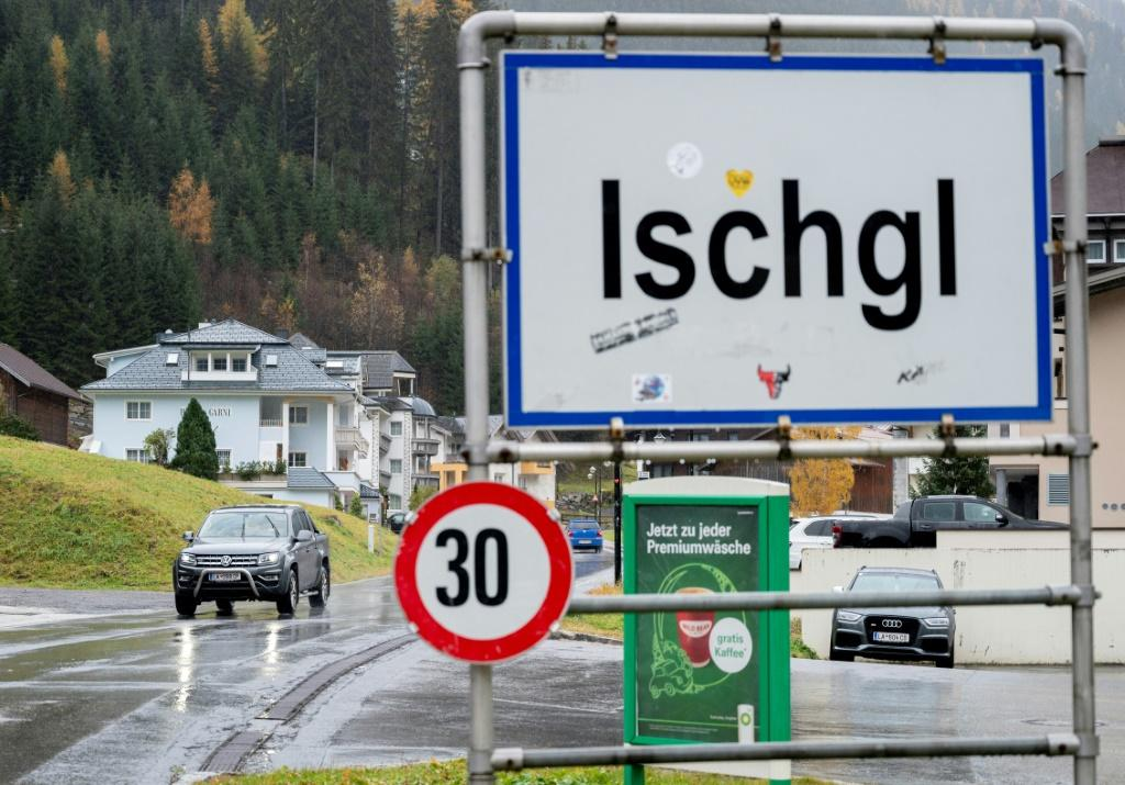 The Tyrolean ski resort of Ischgl was the site of a notorious outbreak of coronavirus in March 2020