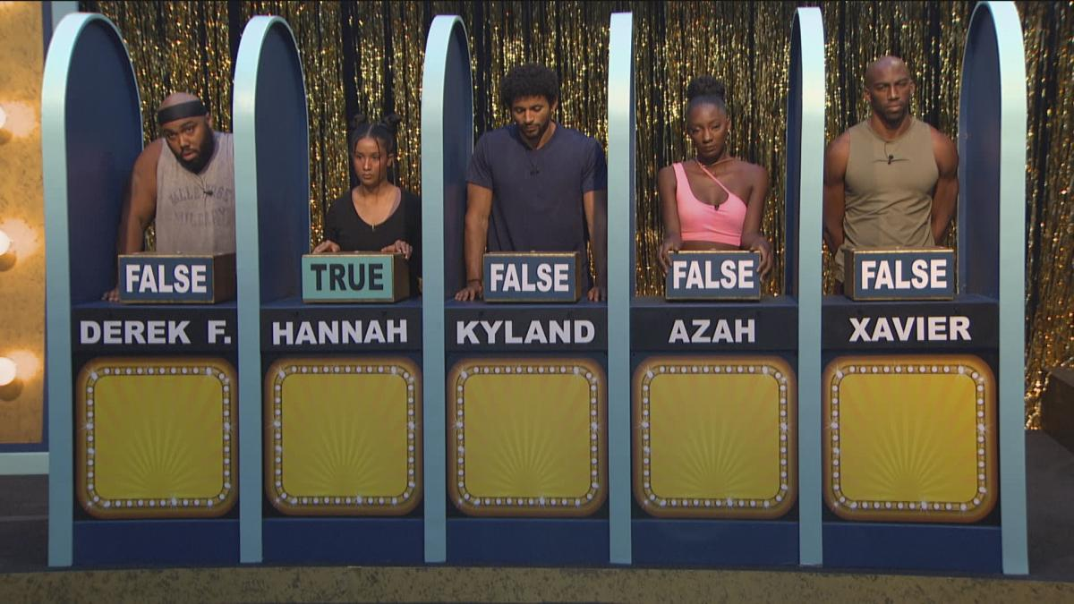 'Big Brother' Spoilers: Who Won Final 4 HOH And Who Is Going Home Next?