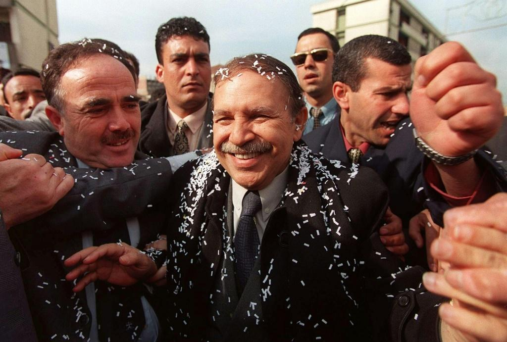 Bouteflika came to power in 1999, and was elected for three more terms