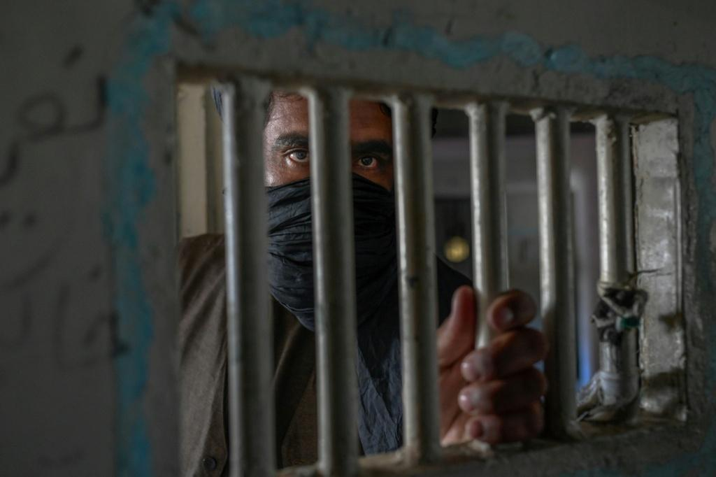 Construction of Afghanistan's largest prison began in the 1970s and it has been criticised by human rights groups over squalid and cramped conditions