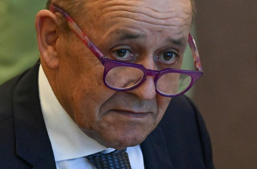 French Foreign Minister Jean-Yves Le Drian: French ambassadors recalled due to the 'exceptional seriousness' of the situation