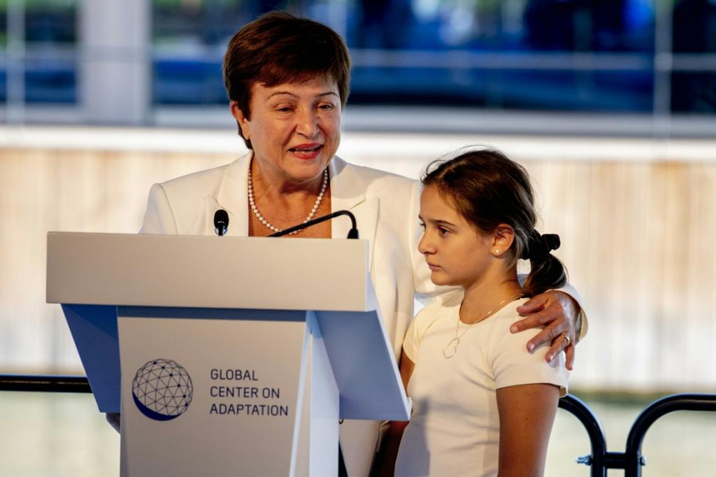 IMF chief Kristalina Georgieva could see confidence in her leadership eroded due to charges she pressured staff to manipulate a flagship World Bank report to help China