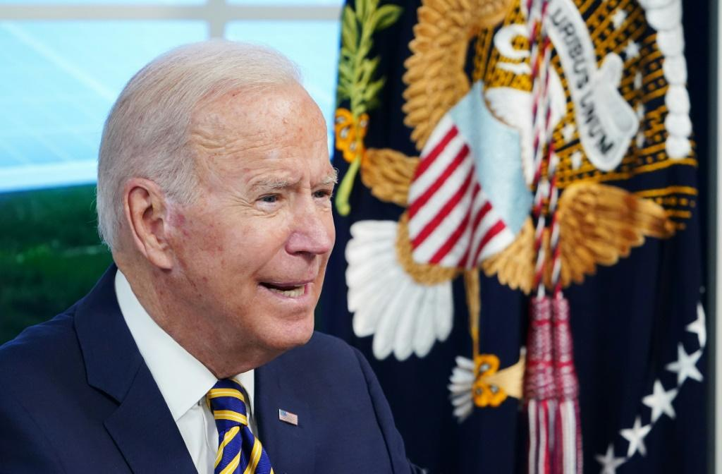 US President Joe Biden will address the UN General Assembly for the first time