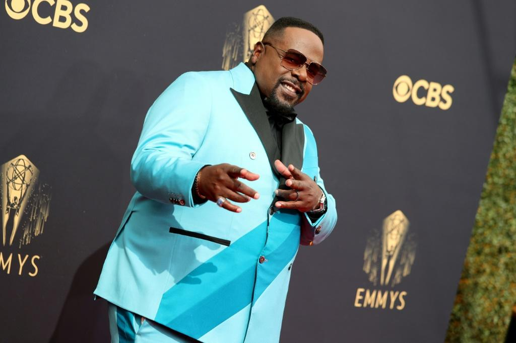 Comedian Cedric the Entertainer is the host of the 2021 Emmys