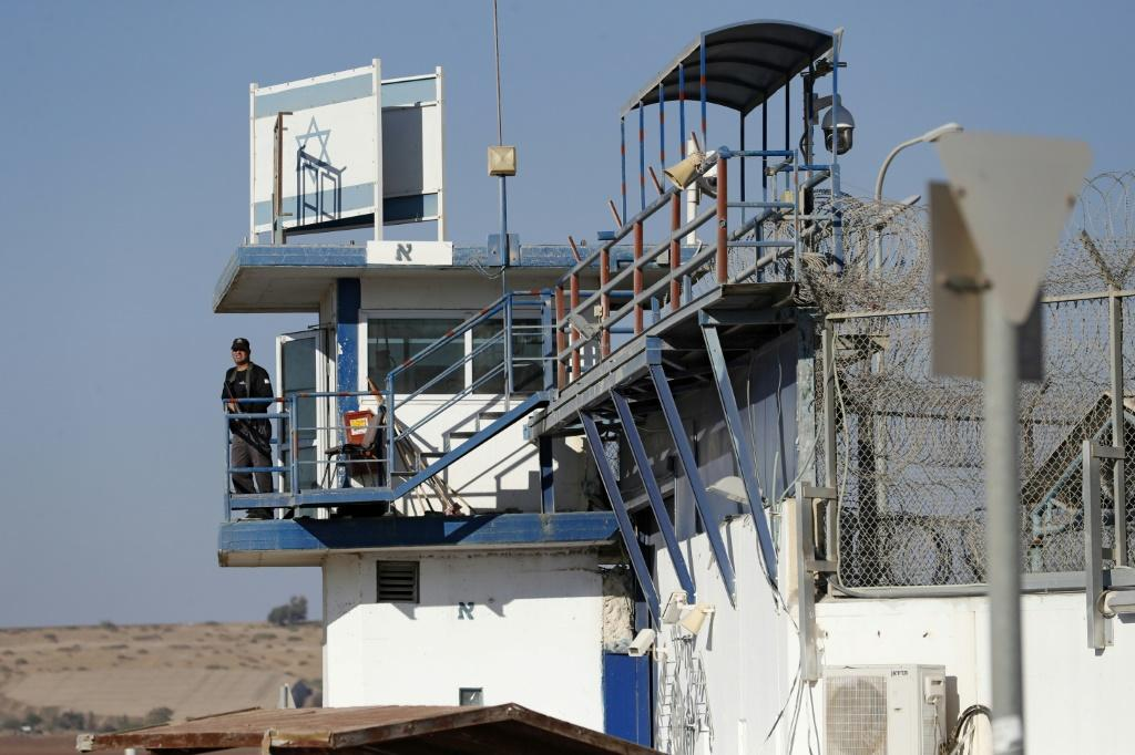 Six Palestinian militants escaped from Israel's high-security Gilboa prison