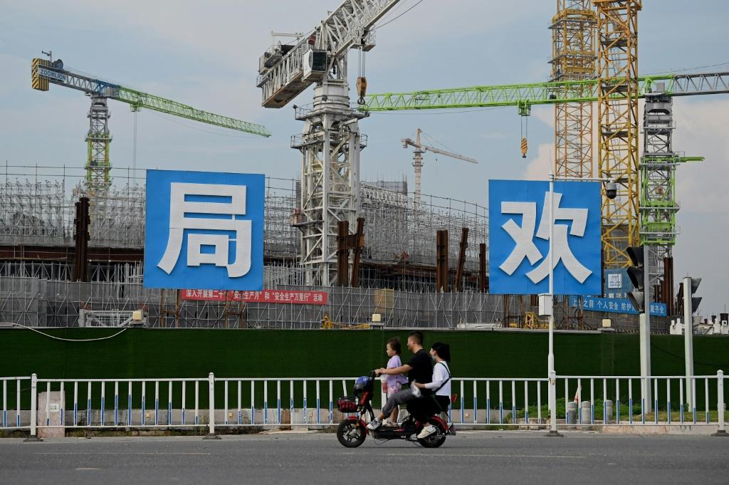A lack of cash means Evergrande is unable to complete a number of construction projects across China, leaving investors out of pocket