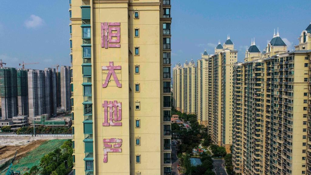 As Evergrande's default appears all but inevitable, fears are abounding of a contagion within the Chinese property market -- and far beyond