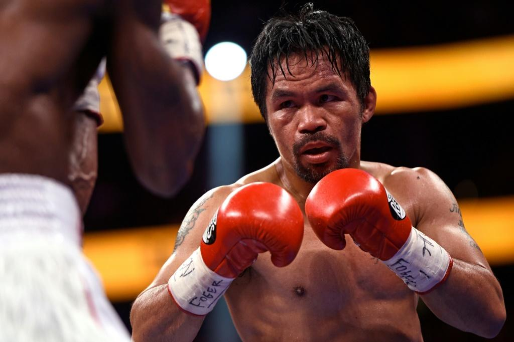Fans see Pacquiao, an eight-division world champion, as living proof that success is possible for anyone who works hard