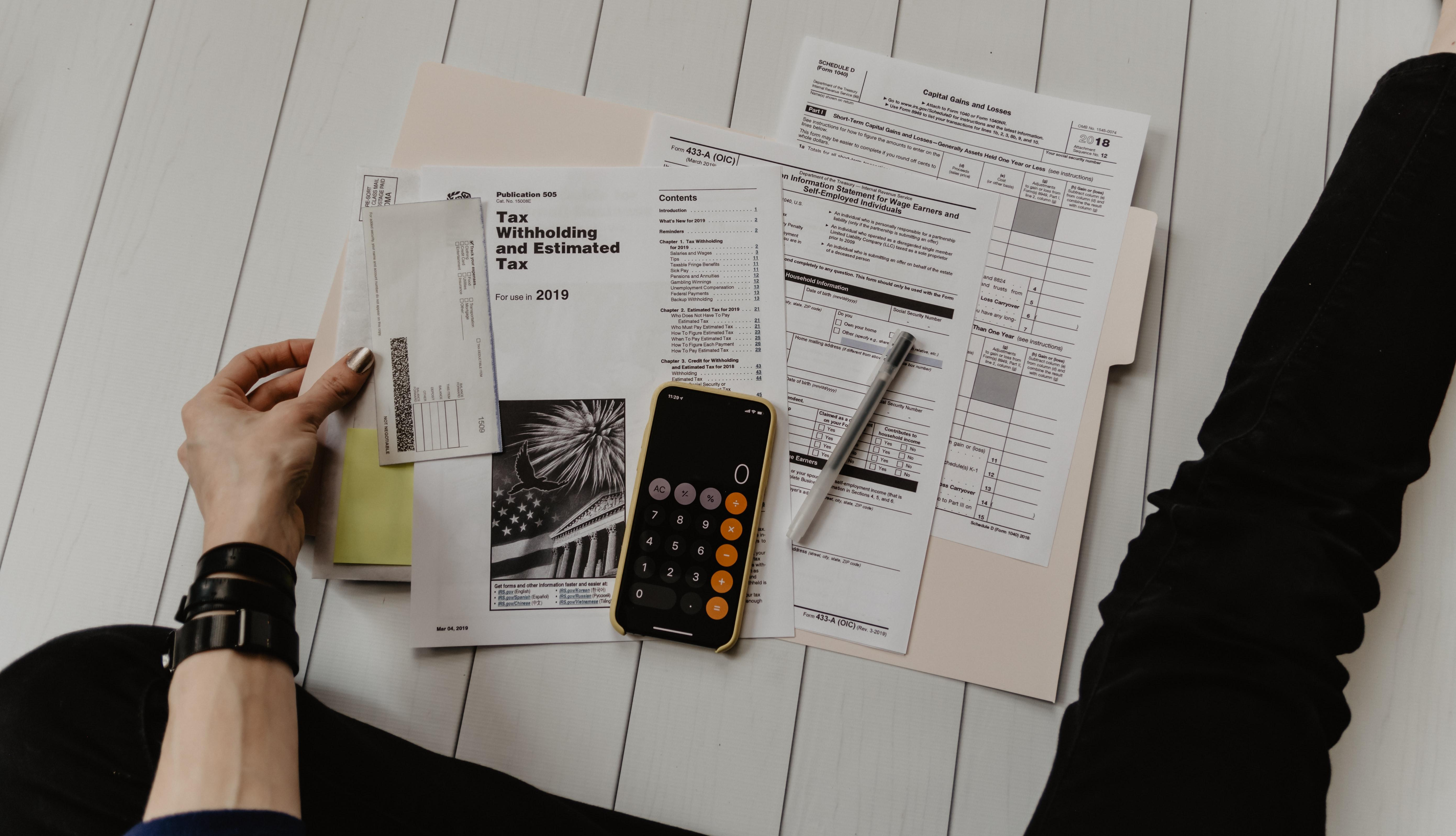 How to Organize Your Finances for an Easier Tax Season