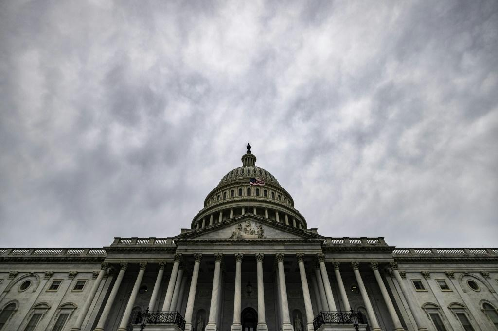 Investors -- already battling concerns about Evergrande, the virus and Fed monetary tightening -- are keeping a nervous eye on Capitol Hill as US lawmakers struggle to lift the country's debt ceiling in order to pay its bills