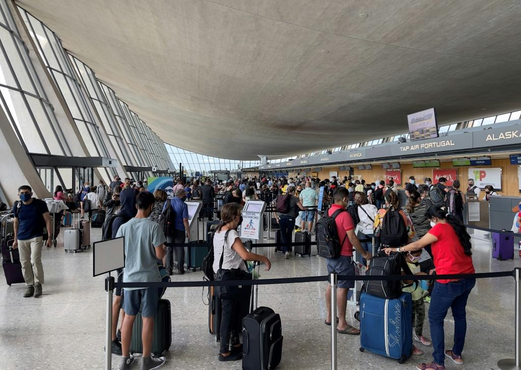 The easing of travel restrictions, imposed 18 months ago by Donald Trump as the Covid-19 pandemic first erupted, marks a significant shift by the US