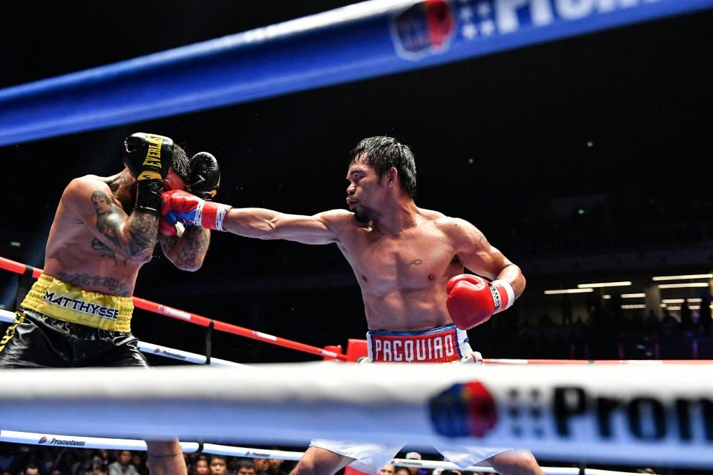 The sport bought Pacquiao fame, and with it, vices