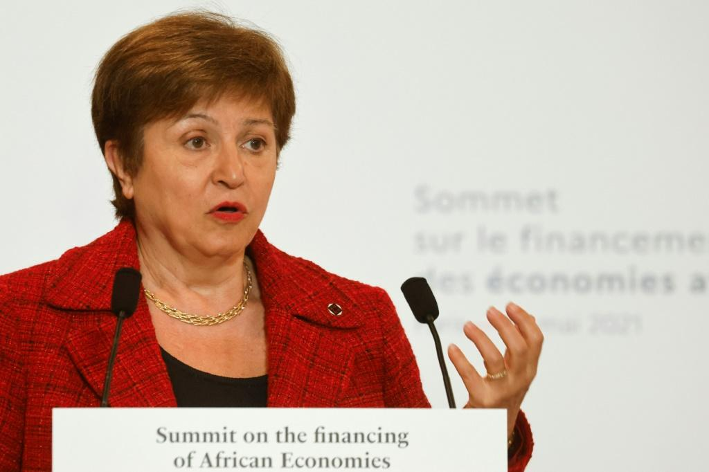 International Monetary Fund Managing Director Kristalina Georgieva is accused of exerting pressure on World Bank staff when she was in charge of there to massage key business rankings in favor of China