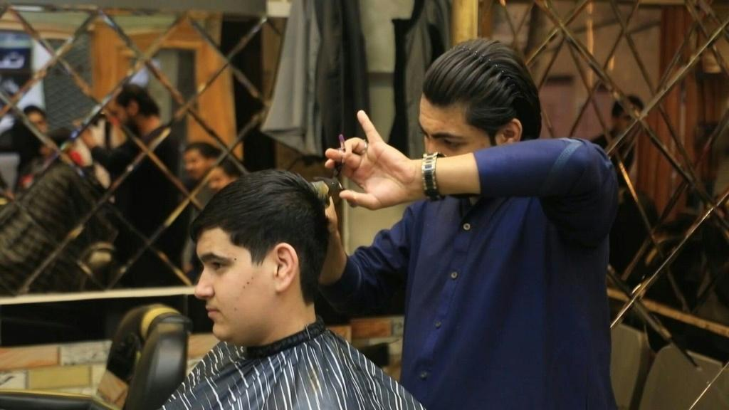 Quiffs, mohawks, and crew cuts were hairstyles barbers were accustomed to styling for image-conscious young men in Afghanistan's third-biggest city of Herat. But all that has changed since the Taliban took over the country in mid-August.