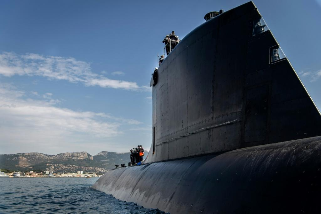 The French-Indian talks come in the middle of a spat between Paris, Washington and Canberra over French submarines