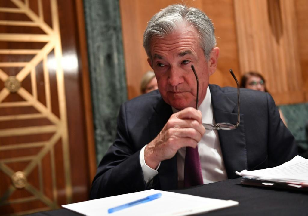 US Federal Reserve Chairman Jerome Powell has made it clear an interest rate increase is still some ways off