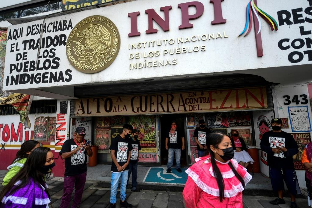 Nearly 70 percent of Mexico's indigenous people live in poverty, according to the National Council for the Evaluation of Social Development Policy