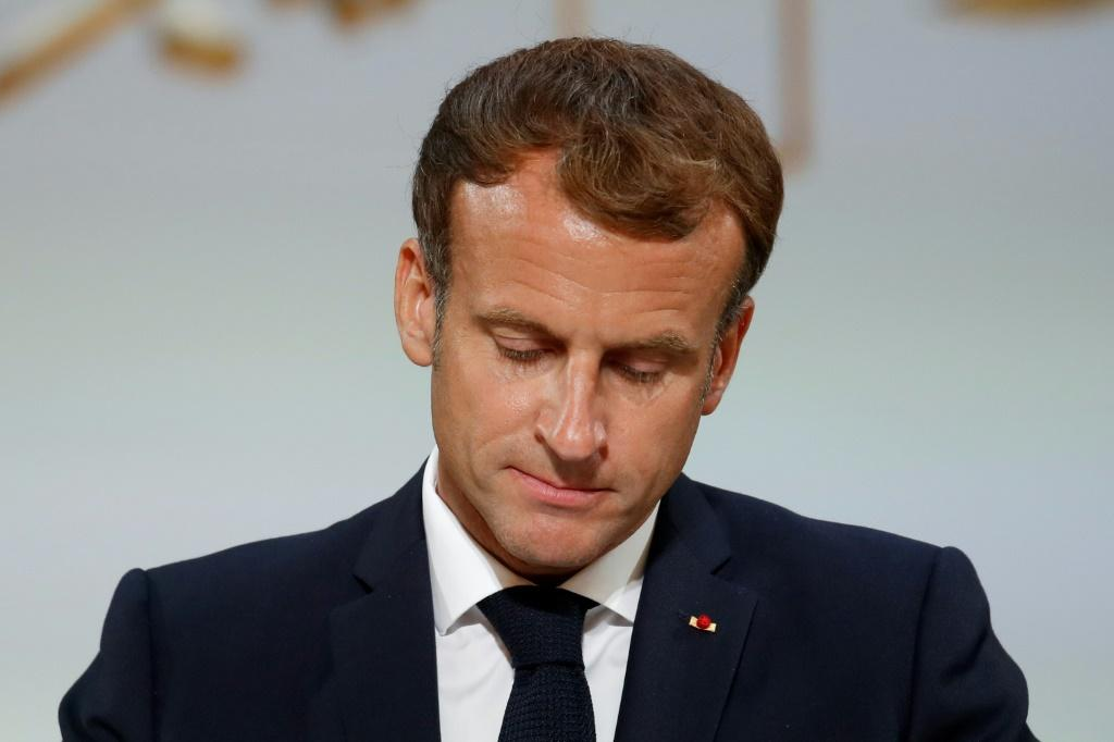 President Emmanuel Macron was left furious by Australia's decision to ditch a 2016 deal to buy submarines from France
