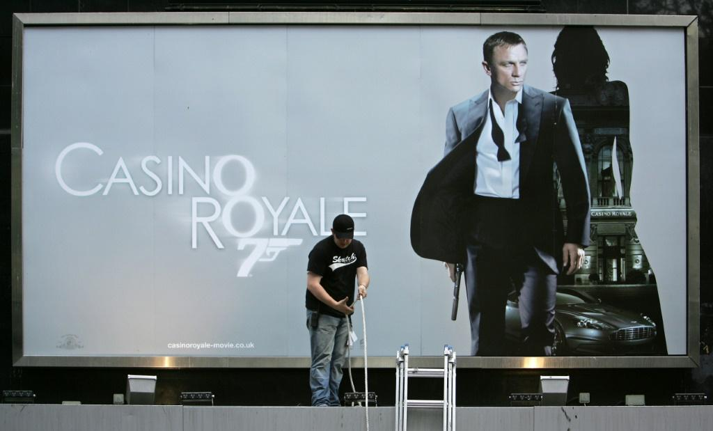 Craig made his debut as the fictional superspy in 'Casino Royale' in 2006