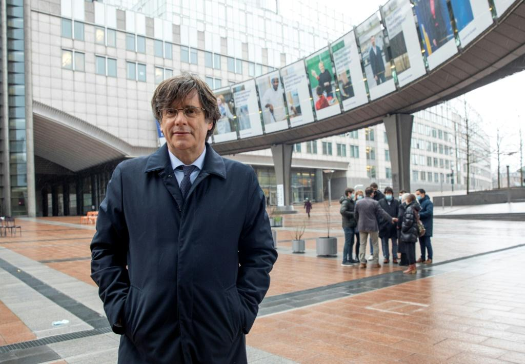Former Catalan president Carles Puigdemont is wanted in Spain on allegations of sedition following an attempt to gain independence through a referendum