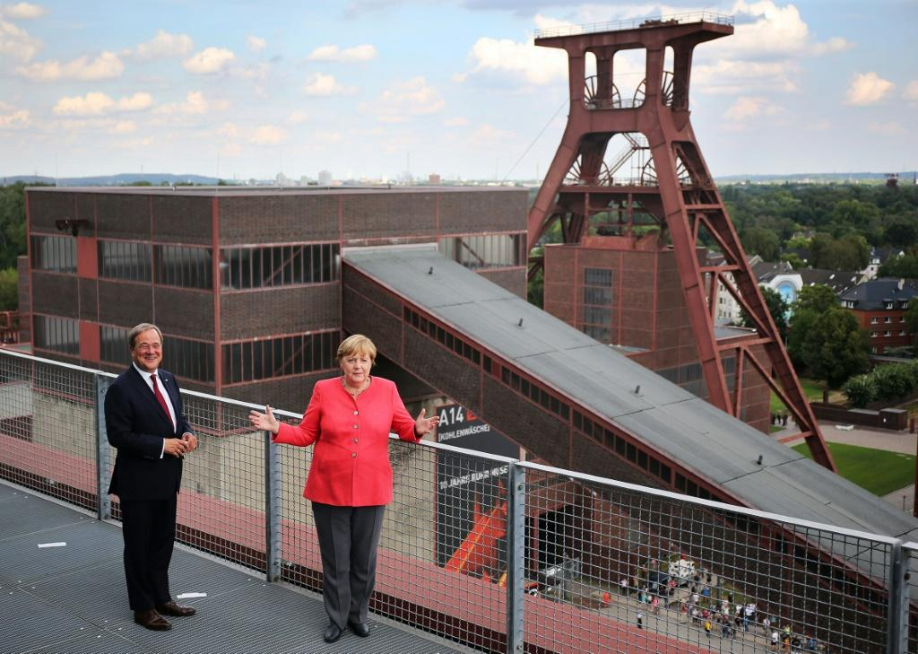 Merkel's refusal to advance a 2038 deadline to quit coal has irked environmentalists