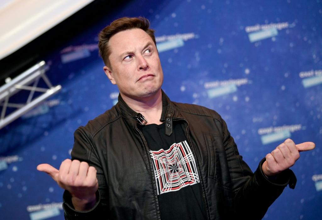 Elon Musk's Tesla has benefited from a boom in electric vehicle sales