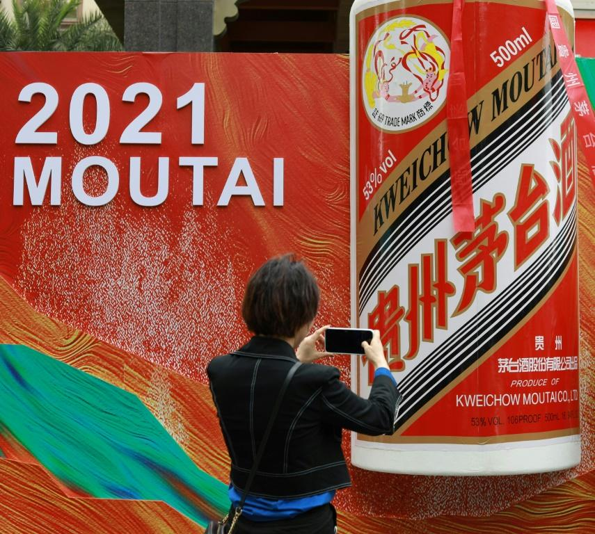 Kweichow Moutai is the world's most valuable spirits company