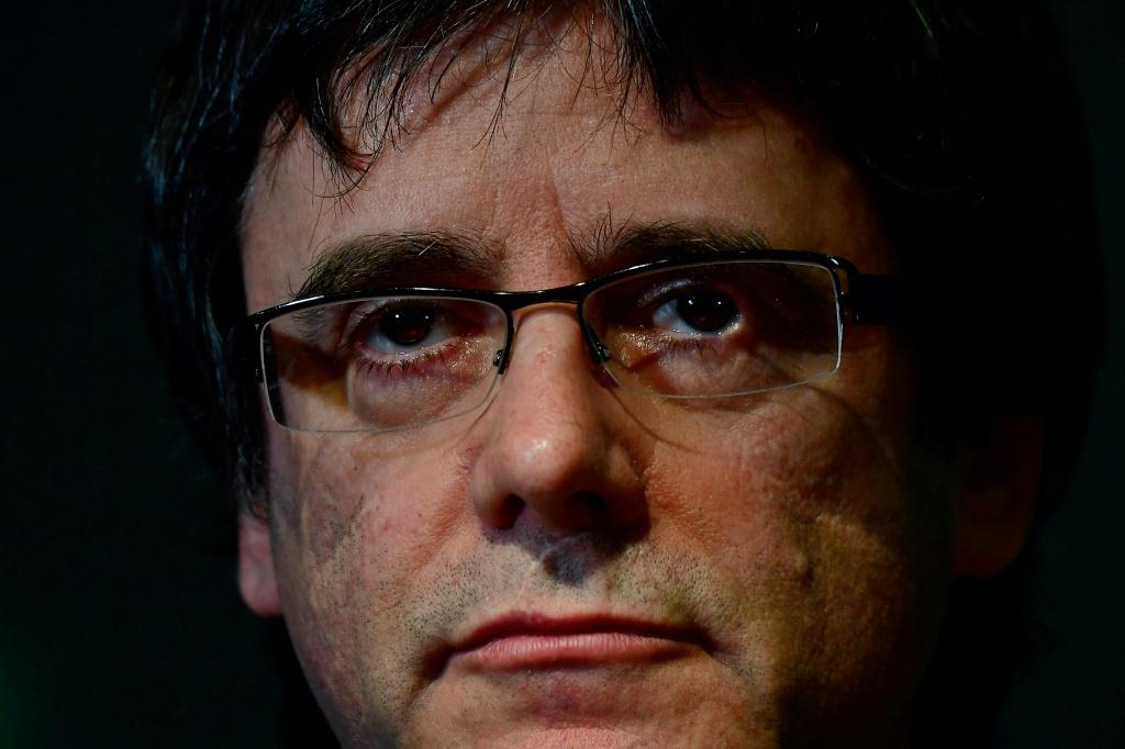 Puigdemont was a virtual political unknown when he was first elected to lead Catalonia in 2016